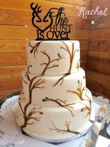 Parvan Cake - Tree Branches