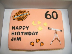 Jim's Birthday